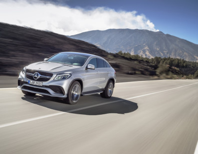 Tested: Mercedes GLE63 AMG Coupe