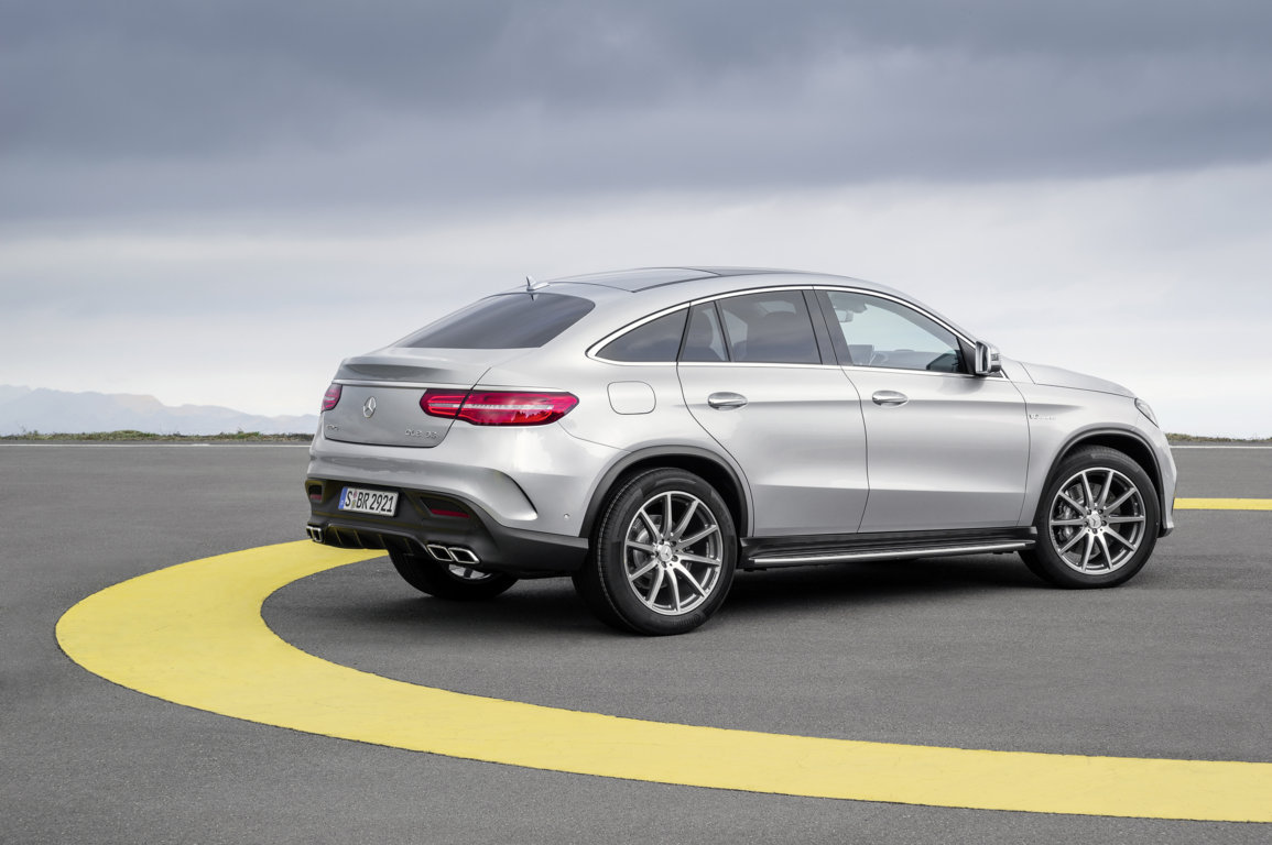 tested mercedes gle63 amg coupe auto class magazine. Black Bedroom Furniture Sets. Home Design Ideas