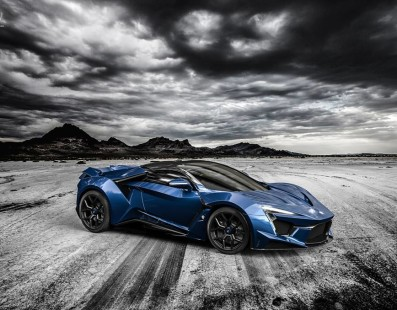 W Motors Reveals Their New Supercar: This Is The Fenyr Supersport