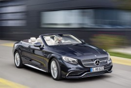 The S65 AMG Cabriolet Costs As Much As An Apartment, But It's Way Faster