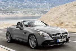 No More SLK: We've Got The SLC