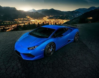 Would You Need Another Huracan Apart From This?