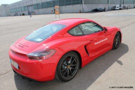 Tested: Porsche Cayman GTS