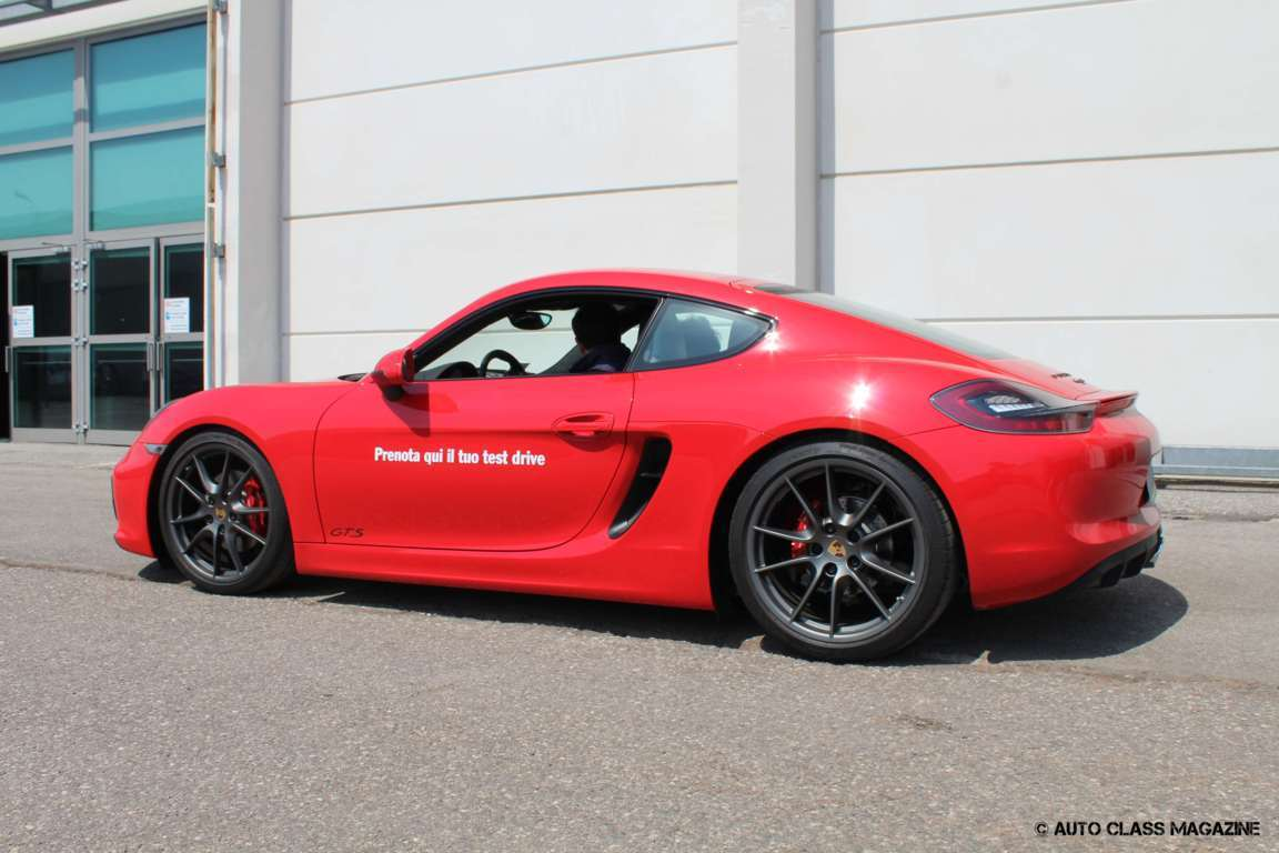 tested porsche cayman gts auto class magazine. Black Bedroom Furniture Sets. Home Design Ideas
