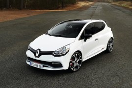 The New Clio RS Gets Some Make-Up: This Is The 220 Trophy