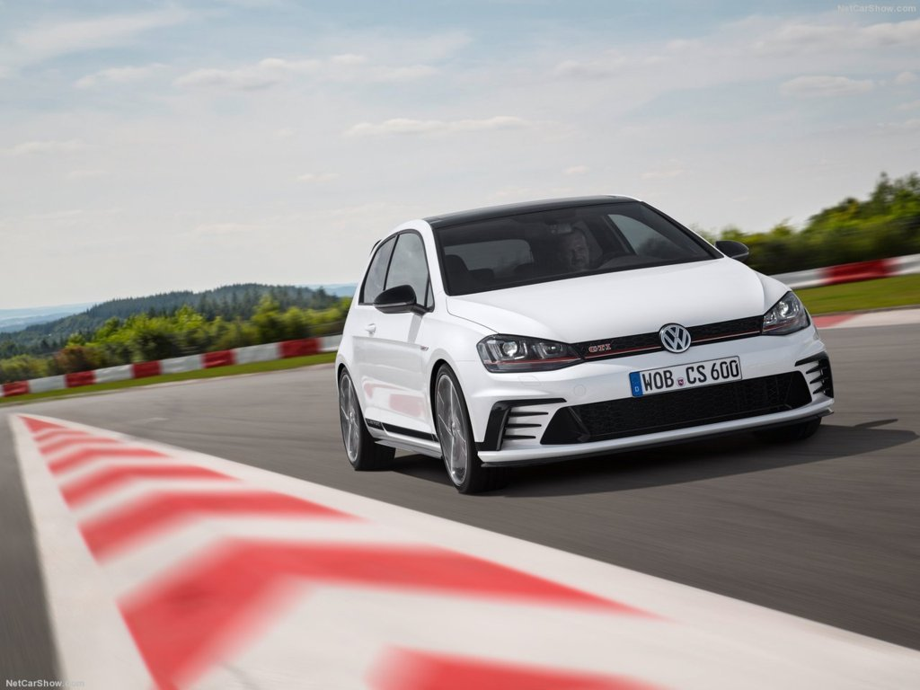 VW Golf GTI Celebrations Begin With The Clubsport