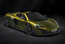 McLaren 675 LT Spider: What Can You Need More?