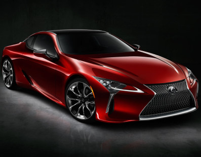 Lexus LC 500: A New Era Begins