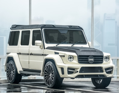 A G65 AMG For Zeus