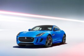The Jaguar F-Type Goes The British Way