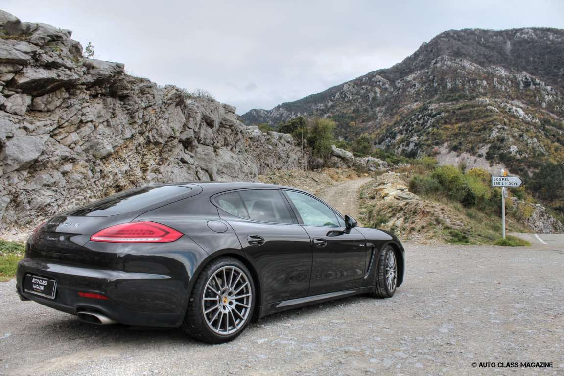 tested porsche panamera diesel auto class magazine. Black Bedroom Furniture Sets. Home Design Ideas
