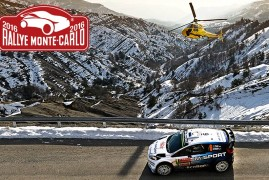 WRC MonteCarlo: Ogier's Third Win in a Row