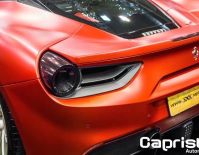 Capristo Is The Voice Your New 488 GTB Needs