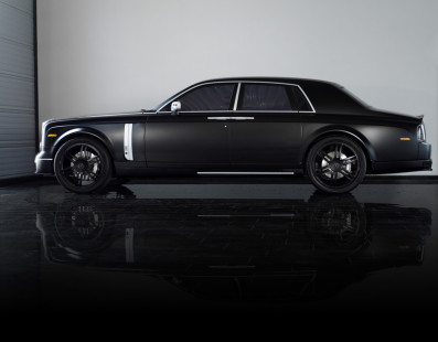 More Than a Rolls Royce