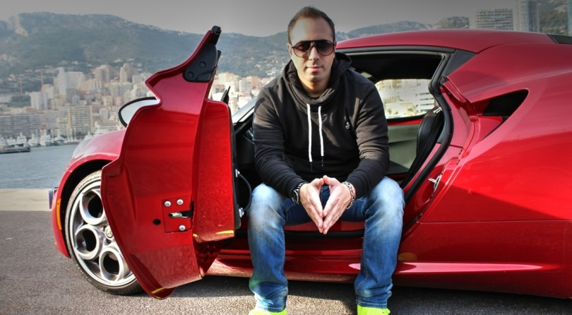 5 Things I Love About the Alfa Romeo 4C @thespeedbusters