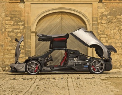 Pagani Huayra BC: And The World Stood Still