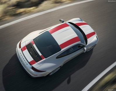 Porsche Purists Will Go Mad for the 911 R
