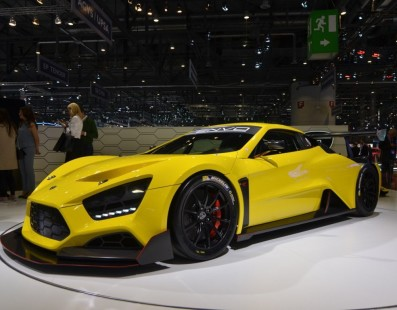 Taming the Fire With The New Zenvo TSR