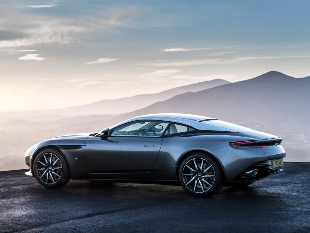 The Best New Cars By Bugatti Aston Martin And Ferrari In 2018: Aston Martin DB11 – License To Kill