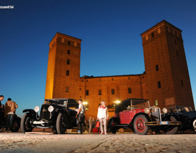 """Premio Castello degli Acaja"": History, Art and Automobile's Nobility"