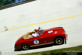 1000 Miglia At The Temple Of Speed