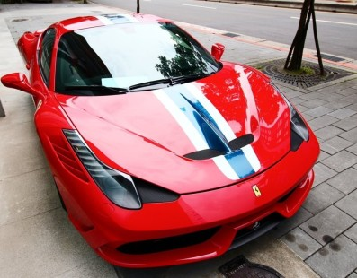 What Makes The Ferrari 458 Speciale So Special? – Part I