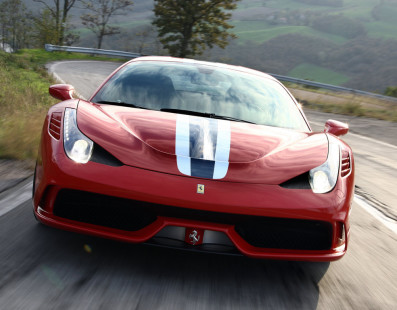 Ferrari 458 Speciale: N/A V8's Swansong