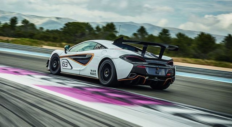 Track Toy Must Have: McLaren 570S Sprint