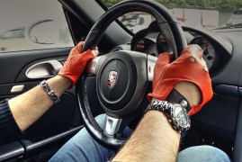 Driving Gloves Add Something Special To Your Road Trips