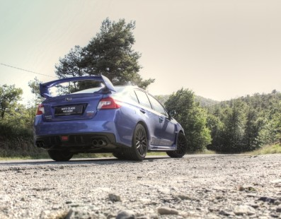 New WRX STI: Respect Your Elders