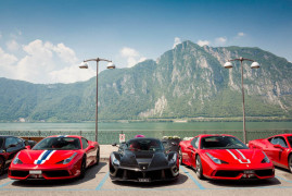 Cars and Coffee Italy Goes Next Level With The Amazing Event in Lugano