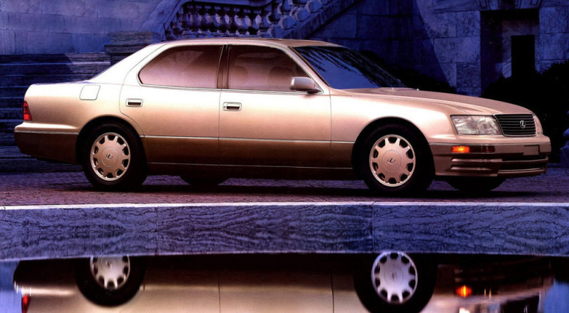 Lexus LS400: Still Offers Good Value For Money