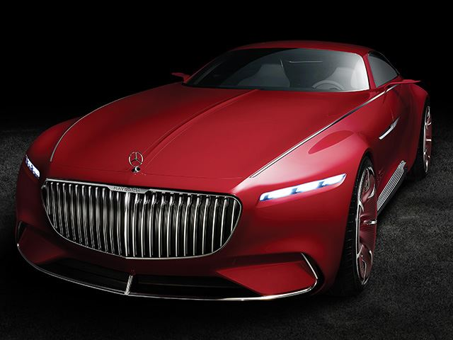 luxury coupe 39 s top of the food chain all hail the vision mercedes maybach 6 auto class magazine. Black Bedroom Furniture Sets. Home Design Ideas