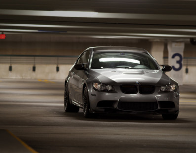 That Time With The BMW M3