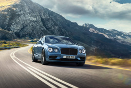 New Bentley Flying Spur W12 S: Luxury and Speed At Your Disposal