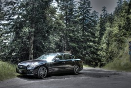 The Hybrid Theory – Infiniti Q50S AWD Hybrid