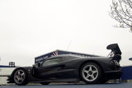 Lotus Elise GT1: Missing In Action