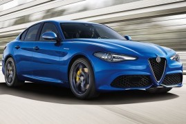 "Alfa Romeo Giulia: There's Another Interesting Version Called ""Veloce"""