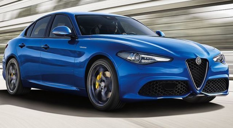 """Alfa Romeo Giulia: There's Another Interesting Version Called """"Veloce"""""""