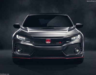 If This Would Be The New Honda Civic Type R ?