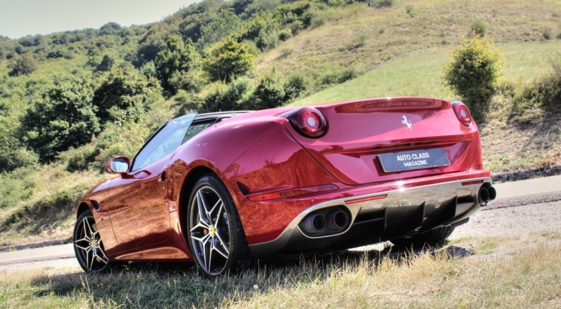 Ferrari California T: Beautiful Italy