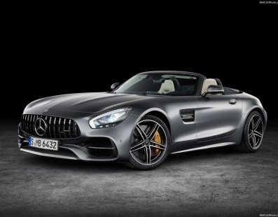 AMG GT C: In Arrivo Tanto Divertimento In Topless
