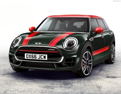 """Maxi"" Mini Clubman Undergoes JCW Treatment"