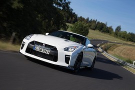 Nissan GT-R Track Edition Is Godzilla's Finest Weapon