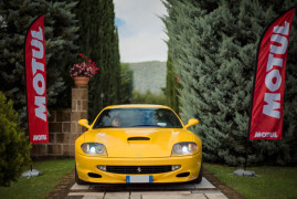 Cars And Coffee Caserta: Italian Pride