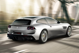 Don't Worry, The New Ferrari GTC4 Lusso T Still Makes Our Hearts Beat