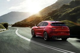 Is The Alfa Romeo Stelvio Driving Lovers' Best SUV?
