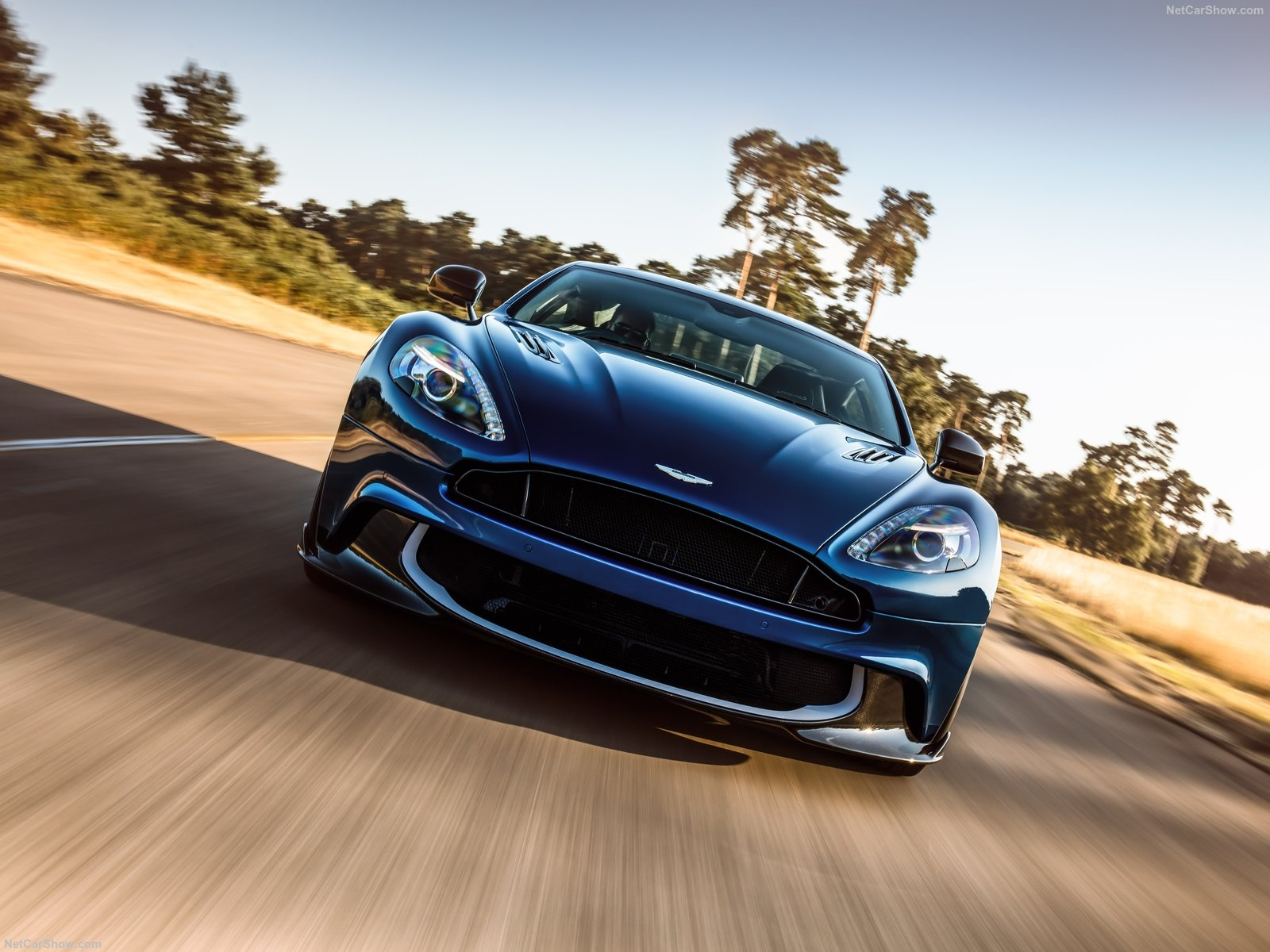 Aston Martin Vanquish S Steps Up The Game