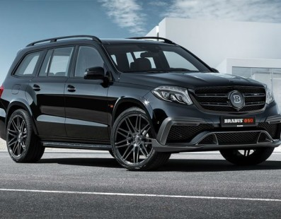 The New Brabus 850 XL Is A Definitive Powerhouse