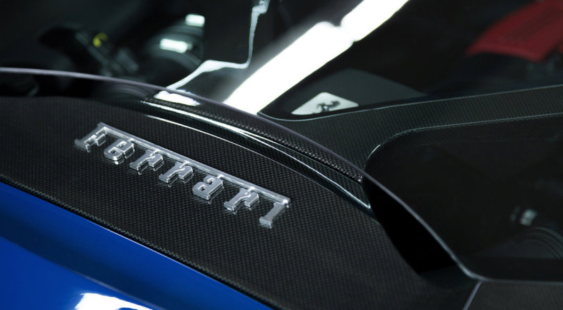 The Ferrari 488 GTS Really Gets Naked